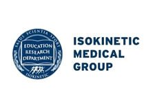 isokinetic medical group logo