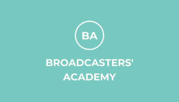 Broadcasters Aademy Broadcast PR services logo